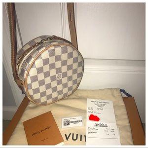 Louis Vuitton Boite Chapeau Souple PM